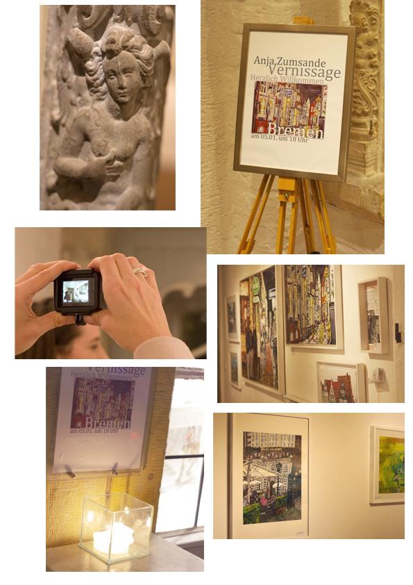 Vernissage ART15 Schnoor