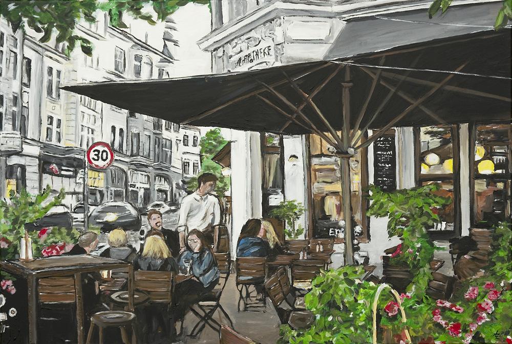 Wein Cafe Engel Viertel