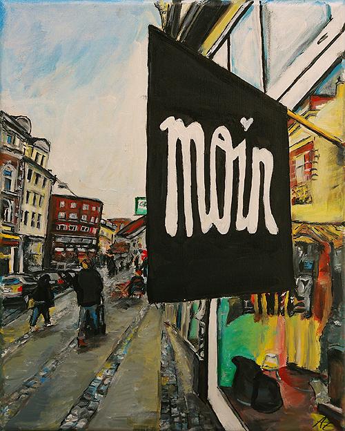 Moin, Bremen, Viertel, Sielwall
